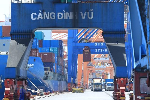 Xuất nhập khẩu hậu COVID-19: Đón luồng gió mới từ hiệp định EVFTA - Ảnh 1.