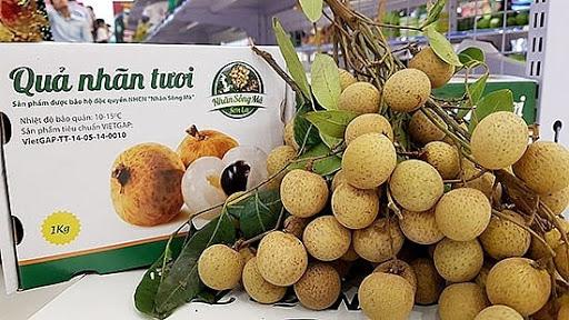 Sản phẩm nhãn Việt tiếp cận tới hơn 70 doanh nghiệp, nhà nhập khẩu nông sản từ các quốc gia  - Ảnh 1.