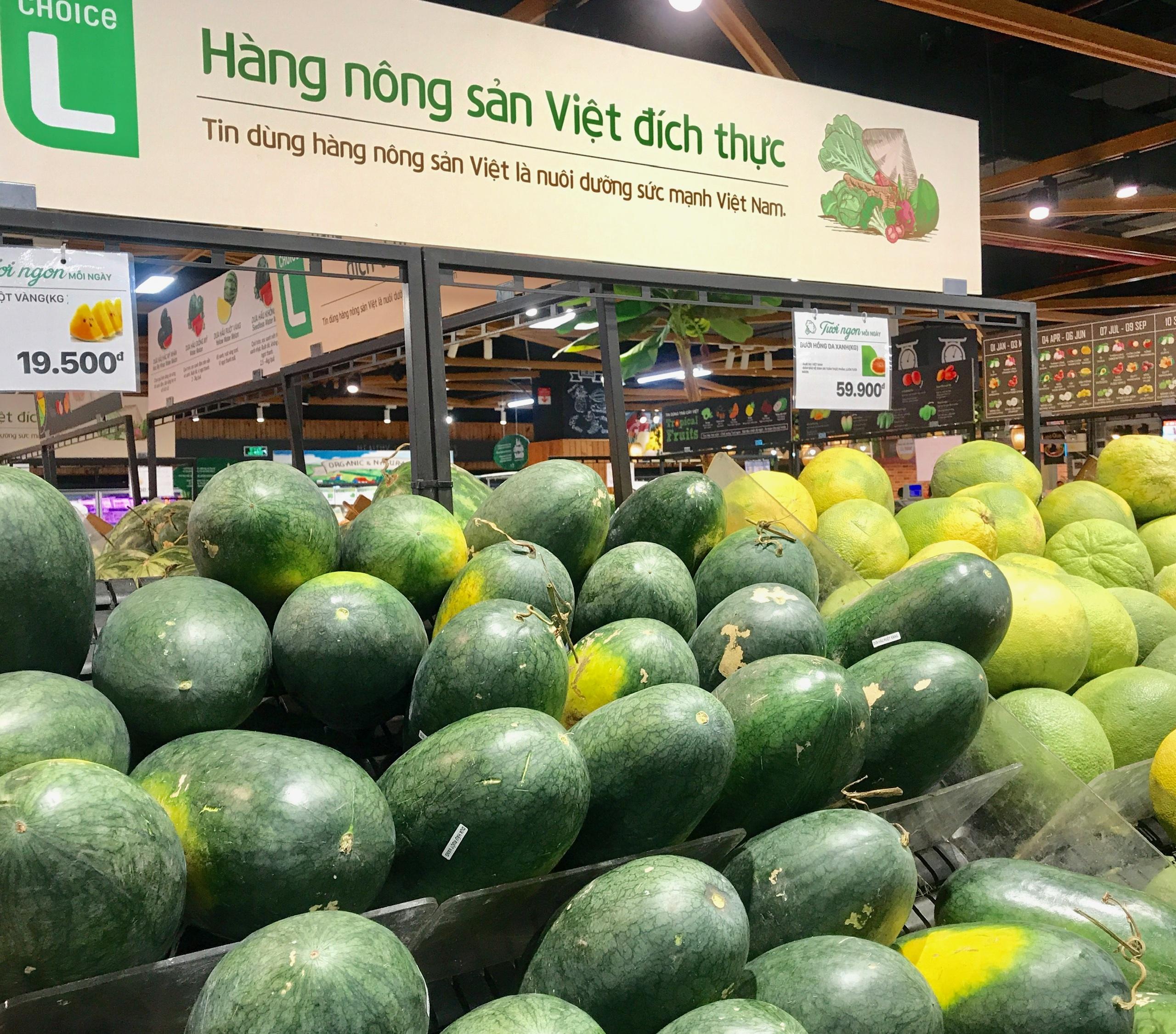 Kết nối ổn định hàng nông, thủy sản Việt vào hệ thống của các ông lớn ngành bán lẻ nước ngoài - Ảnh 2.